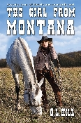 THE GIRL FROM MONTANA by G.L. Hill