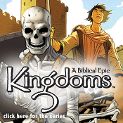 KINGDOMS: A Biblical Epic -- The Complete Set (Volumes 1-8)