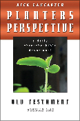 PLANTERS PERSPECTIVE: Old Testament Volume 1