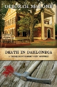 DEATH IN DAHLONEGA by Deborah Malone
